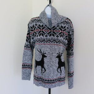 Ruby Moon Sweater